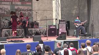 11  The Mechanix - Bucovina Rock Castle 2014