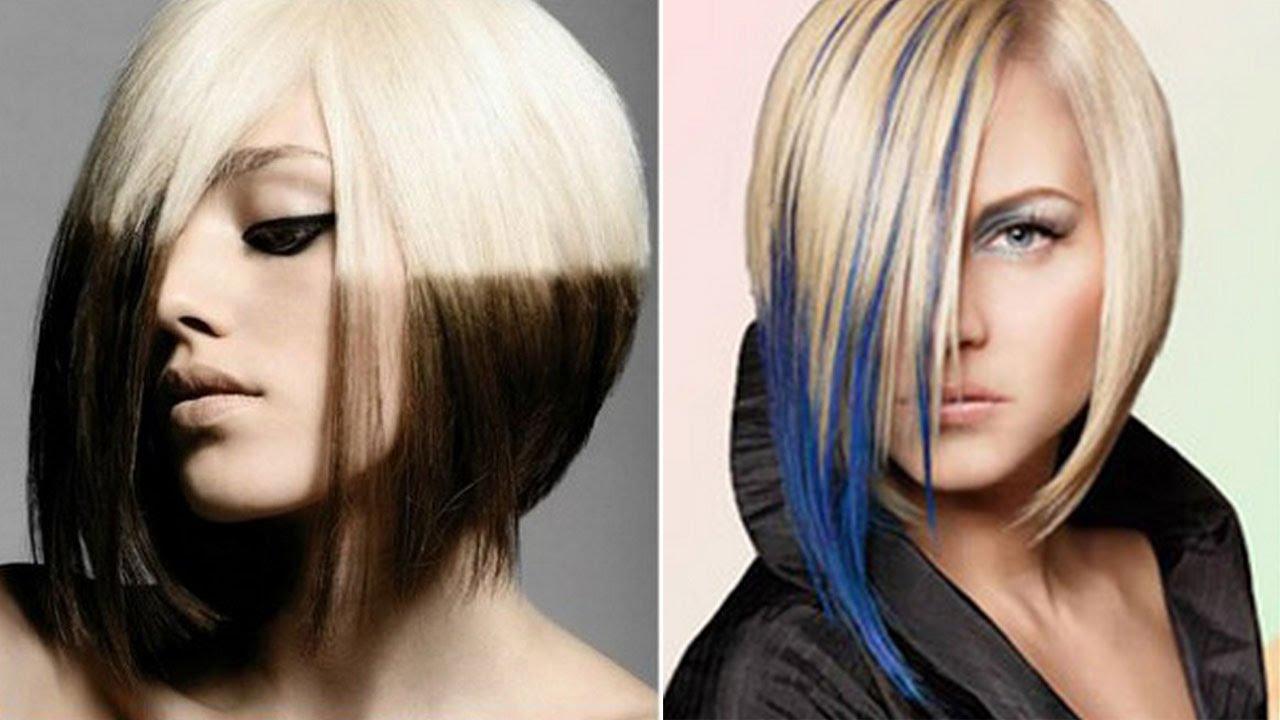 модные стрижки фото на средние волосы 2015