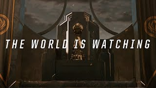 The World Is Watching  2019 Mid-season Invitational - League Of Legends