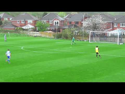 1ST HALF - Wigan Athletic v NPL Football Academy