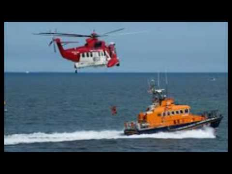 Irish coastguard pilot Captain Dara Fitzpatrick dies after crash -Video