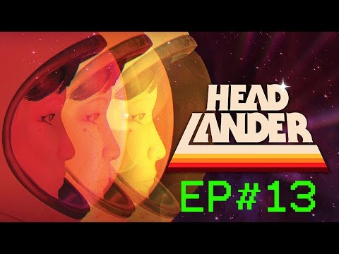 HEADLANDER | EP13 | UPLOAD/DOWNLOAD CHESS!! | HD 1080p Gameplay Walkthrough