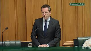 Customs and Excise Bill - Third Reading - Video 2 thumbnail