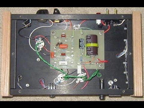 Guytronix Ardmore 8 Watt Diy Guitar Tube Amp Kit