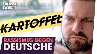 Rassismus gegen Deutsche