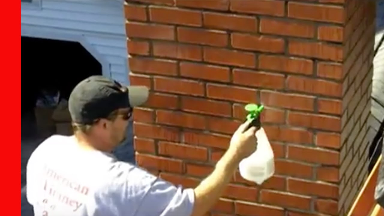 Waterproofing Chimneys Youtube