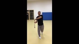 Shaolinzentrum I Shaolin Langstock Exercise I Teil 4 von 5