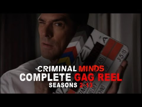 Criminal Minds - Complete Gag Reel (Seasons 2-13)
