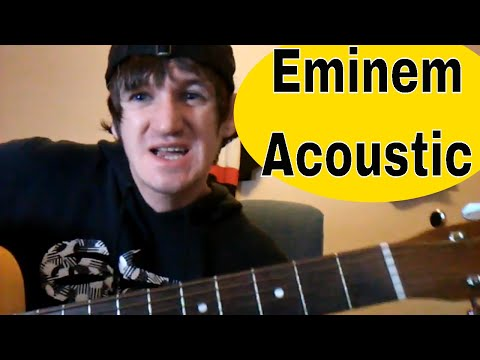How To Play 'Till I Collapse' - Eminem - Easy Acoustic Guitar Tutorial/Lesson