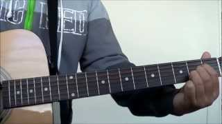 Guitar Tutorial: Colbie Caillat - Bubbly
