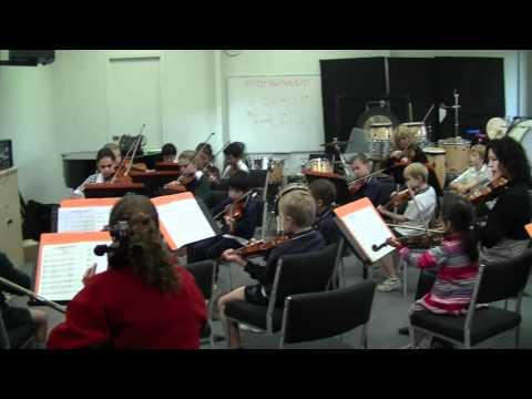 Crocodile Hornpipe - DCC Jr Strings Orchestra