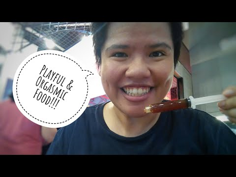 Food Trip with Bea: First Visit to Industrie Food Loft || Chicken + Waffles & Wagyu Sticks