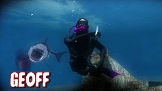 Let's Play – Shark Attack