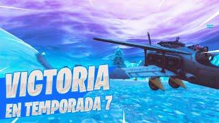 PRIMERA VICTORIA EN LA TEMPORADA 7