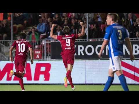 Sven Braken blijft: goals, goals, goals!