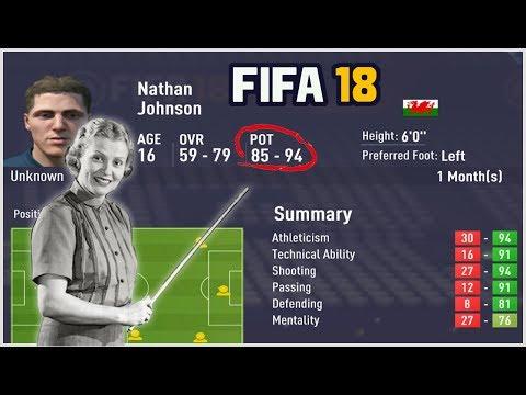 FIFA 18 Youth Academy Explained