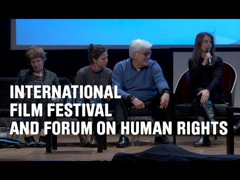 The indelible memory of crimes • Forum #fifdh18 • english