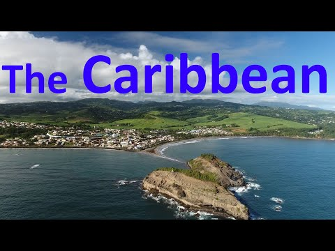 The Caribbean - 10 Best Places To Visit , Live and Retire