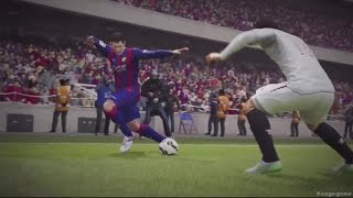 FIFA 16 - New Gameplay  Features Presentation - E3 2015 [ HD ]