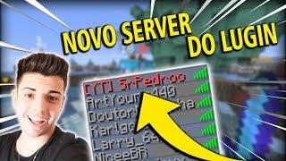 ENCONTREI O YOUTUBER SR PEDRO NA PARTIDA JOGANDO NO NOVO SERVIDOR DO LUGIN !!!