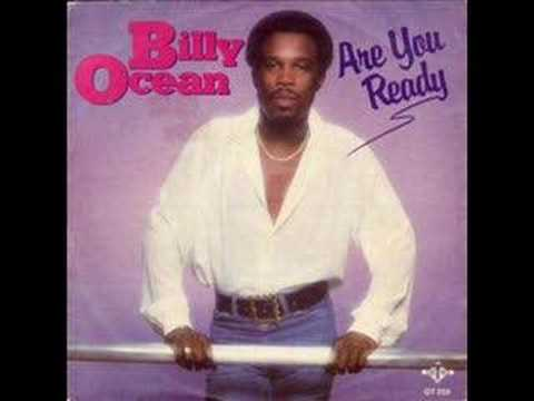 Billy Ocean - Are You Ready 12