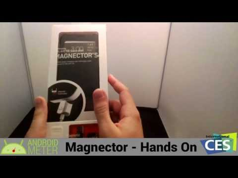 Magnector Case Unboxing and Hands-on