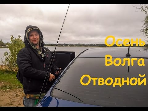 Осень. Волга. Отводной