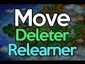 Move Deleter / Relearner Location in Pokemon X and Y