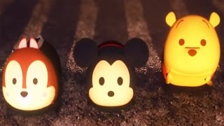 Chocolate Factory | A Tsum Tsum short | Disney