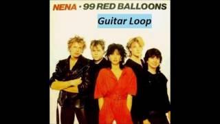 Nena - 99 Red Balloons (Guitar Loop)