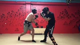 Foundation Martial Arts Vlog #1 - sparring