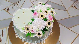 Торт Сердце на День Влюблённых