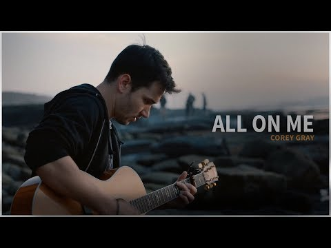Devin Dawson - All On Me (Acoustic Cover by Corey Gray)