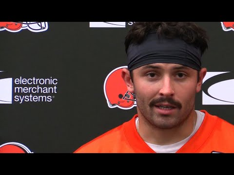 Jason Carr - Browns' Mayfield Reaches Out To Giants' Jones