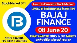 08 june share price targets Bajaj finance | bajaj finance news | Bajaj Finance stock forecast tips