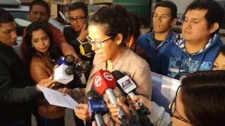 Pronunciamiento Partido Nacionalista Peruano