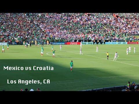 Mexico vs Croatia | May 27, 2017