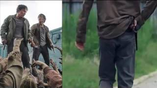 Glenn aparece en el Trailer del capitulo 7 de The Walking Dead Temporada 6 !!! ( NOTICIA )