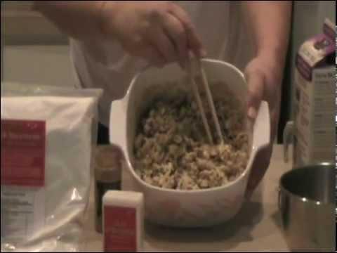 Stevia Chef: Oatmeal Raisin Cookies With Stevia Extract (Stevioside) Recipe