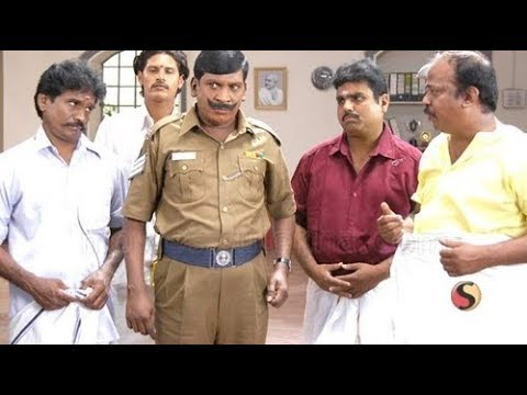 Maruthamalai Superhit Tamil HD Movie | Tamil Comedy Movie | Arjun Vadivelu Nonstop Comedy