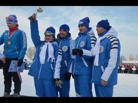 Открытие зимней Олимпиады