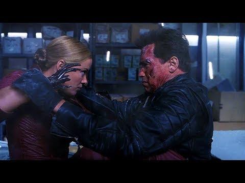 Download T-850 vs T-X (Bathroom Fight) | Terminator 3 [Open Matte 1.78:1]