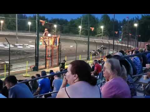 Sycamore Speedway 7-5-19 Compact Combat Heat 2