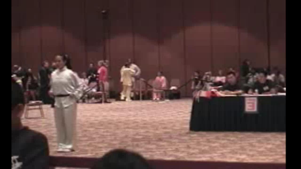 Download 2002 U.S. Wushu Union National Martial Arts Championships | The First Way of Ambush by Kathy Yang