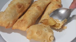 Gambar cover Apel Goreng ala MCD | Fried Apple Pie