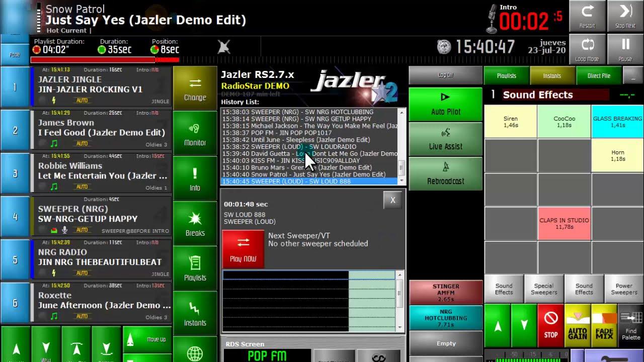 29 full radiostar jazler Jazler Radiostar