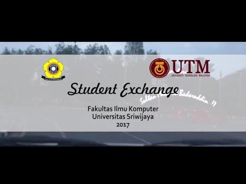Fasilkom Unsri Student Exchange 2017 - Universiti Teknologi Malaysia, Johor bahru