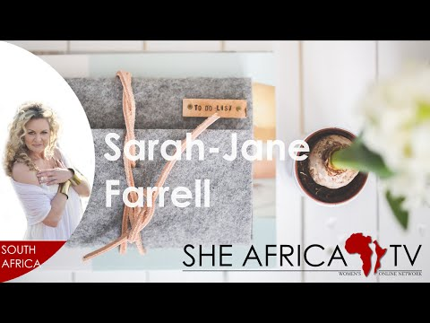Your Soul Purpose and Journey with Sarah-Jane Farrell