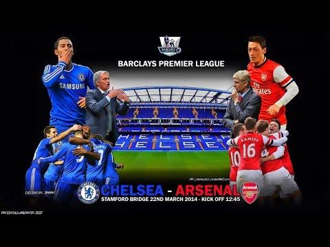 The 10 Best Goals - Chelsea vs Arsenal