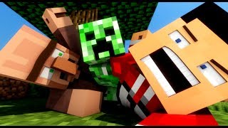 """""""Let Me Take A Selfie - The Chainsmokers"""" [Minecraft Animation]"""